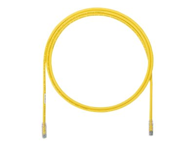 Panduit TX6A 10Gig with MaTriX Technology - patch cable - 48.8 m - yellow