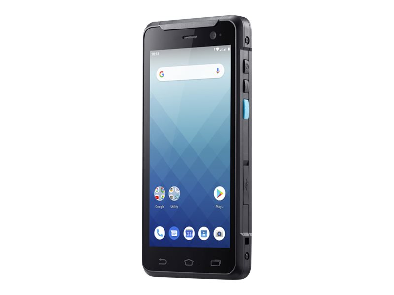 """Unitech PA760 - data collection terminal - Android 9.0 (Pie) - 64 GB - 5.45"""" - 4G"""