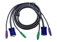 Aten 2L-1001P/C 1.8m Aten PS/2 KVM Cable