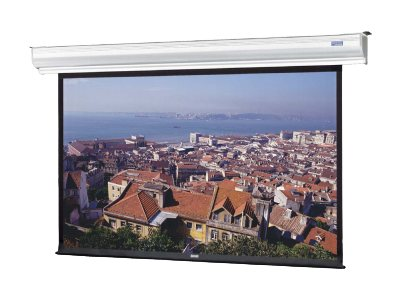 Da-Lite Contour Electrol HDTV Format Projection screen ceiling mountable, wall mountable
