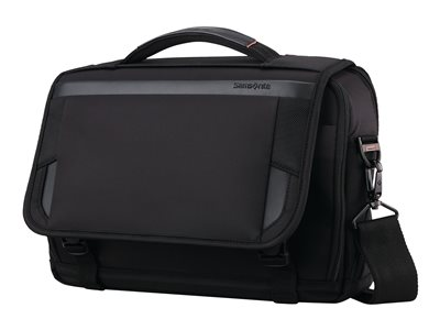 Samsonite Pro Slim Messenger Notebook carrying case 13INCH black