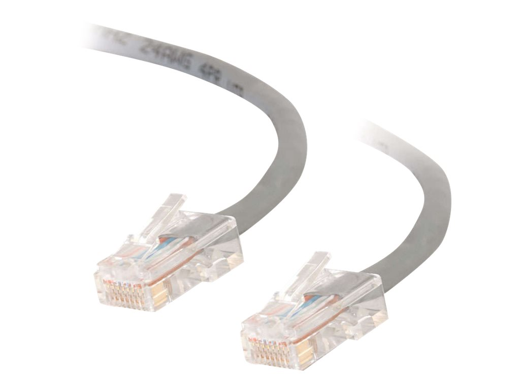 C2G Cat5e Non-Booted Unshielded (UTP) Network Patch Cable - Patch-Kabel - RJ-45 (M) bis RJ-45 (M) - 50 cm - UTP - CAT 5e