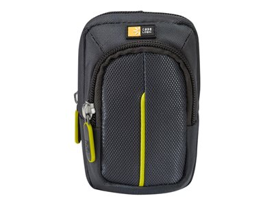 Case Logic Compact Camera Case with storage DCB-302 Case for camera polyester gray