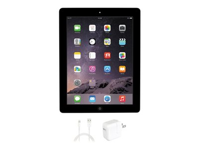Apple iPad 4th generation tablet 32 GB black refurbished