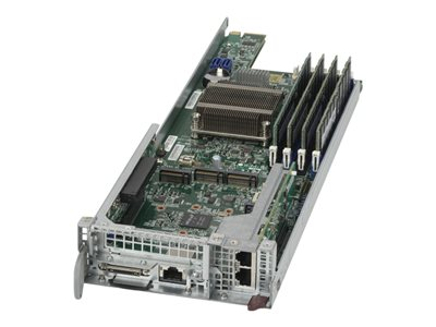 Supermicro SuperServer 5038MD-H8TRF - rack-mountable - Xeon D-1541 2.1 GHz - 0 GB - no HDD