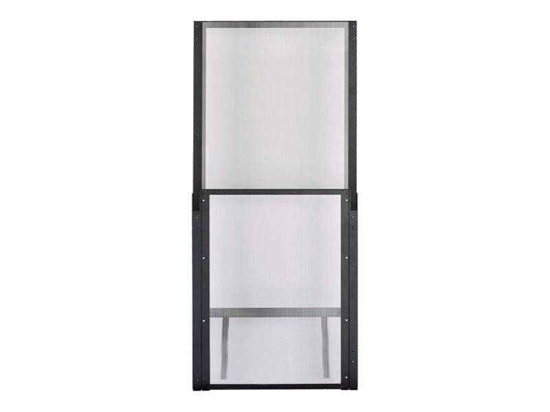 Panduit Net-Contain Hot Aisle Containment Adjustable Vertical Wall - air containment wall
