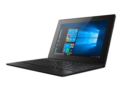 Lenovo Tablet 10 20L3 10.1' Sort Windows 10 Pro 64-bit