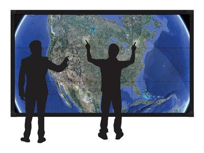 Planar Clarity Matrix MultiTouch LX55HDS-L 55INCH Class LED display digital signage