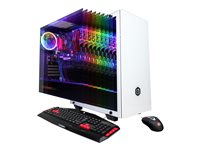 CyberPowerPC Gamer Xtreme GXI1280 Tower 1 x Core i5 9600KF / 3.7 GHz RAM 16 GB SSD 512 GB