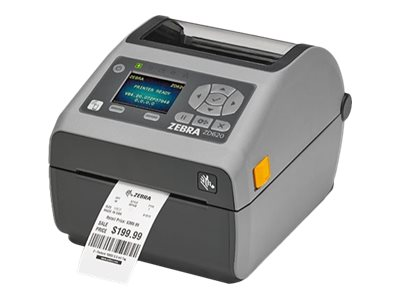 Zebra ZD620t Label printer thermal transfer Roll (4.65 in) 203 dpi up to 479.5 inch/min  image