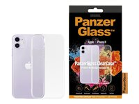 PanzerGlass ClearCase Back for Apple iPhone 11