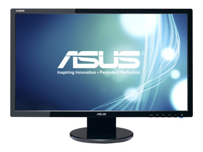 ASUS VE248H LED monitor 24INCH 1920 x 1080 Full HD (1080p) 250 cd/m² 2 ms