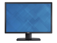 "Dell UltraSharp U2412M - LED monitor - 24"" - 1920 x 1200 - IPS - 300 cd/m2 - 1000:1 - 8 ms - DVI-D, VGA, DisplayPort - black"