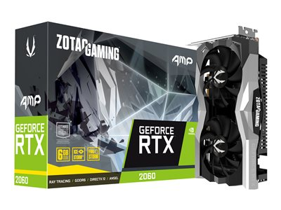 ZOTAC GAMING GeForce RTX 2060 AMP 6GB GDDR6