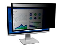 3M Framed Privacy Filter for 20INCH Widescreen Monitor Display privacy filter 20INCH wide bla