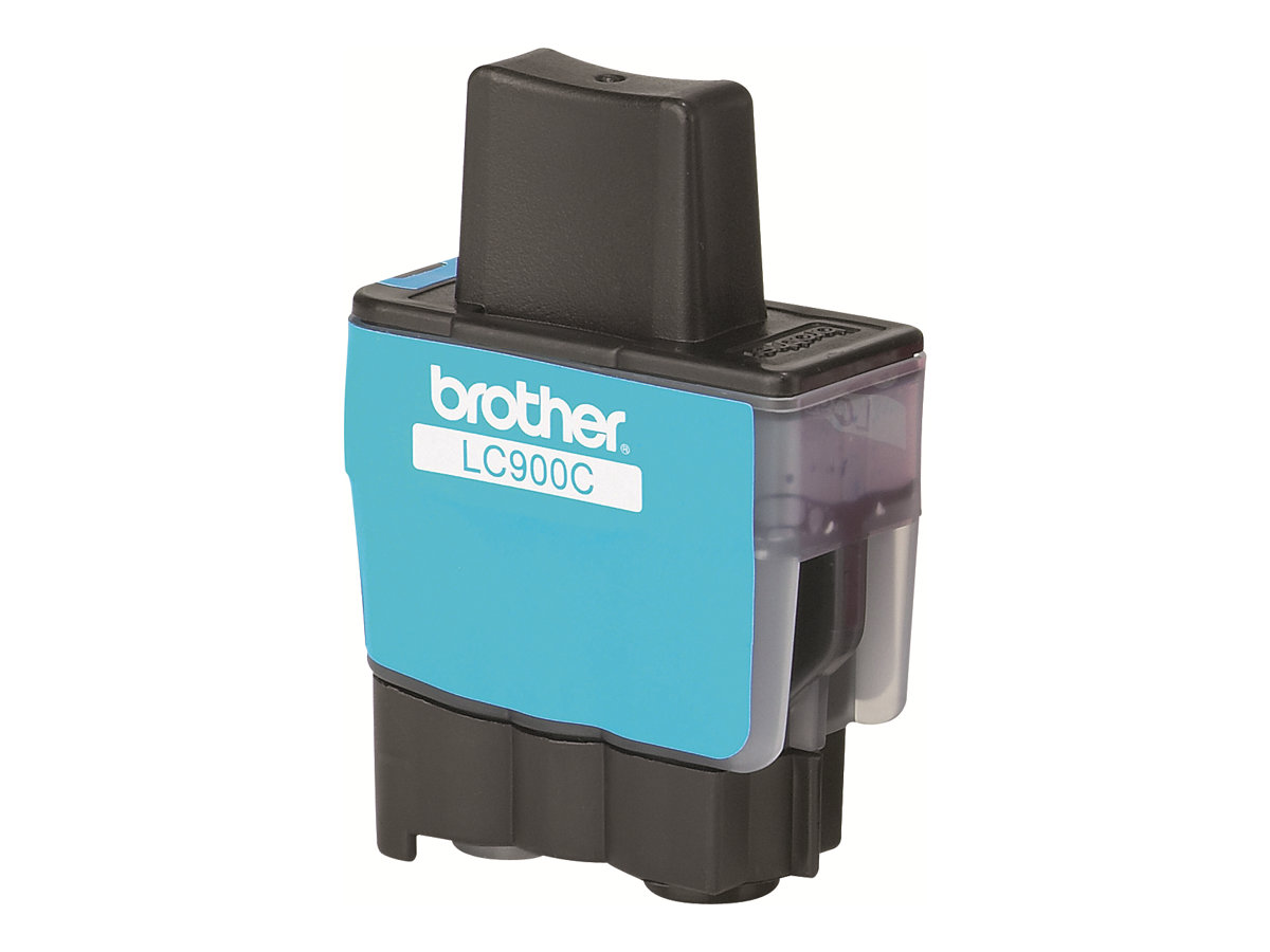 Brother LC900 - cyan - originale - cartouche d'encre