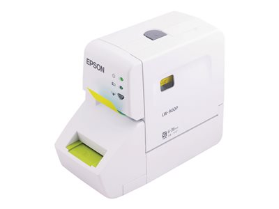 Epson LabelWorks LW-900P - Labelmaker - monochrome - thermal transfer - Roll (3.6cm) - 360 dpi - up to 25 mm/sec - pale grey