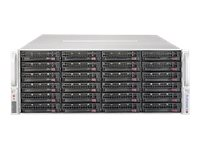 Supermicro SuperServer 6048R-E1CR36L Server rack-mountable 4U 2-way RAM 0 MB SATA/SAS
