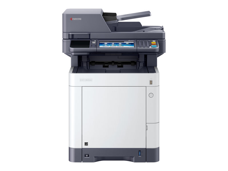 Kyocera Document Solutions  - Ecosys