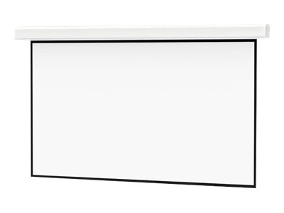 Da-Lite Large Advantage Deluxe Electrol HDTV Format Projection screen ceiling mountable