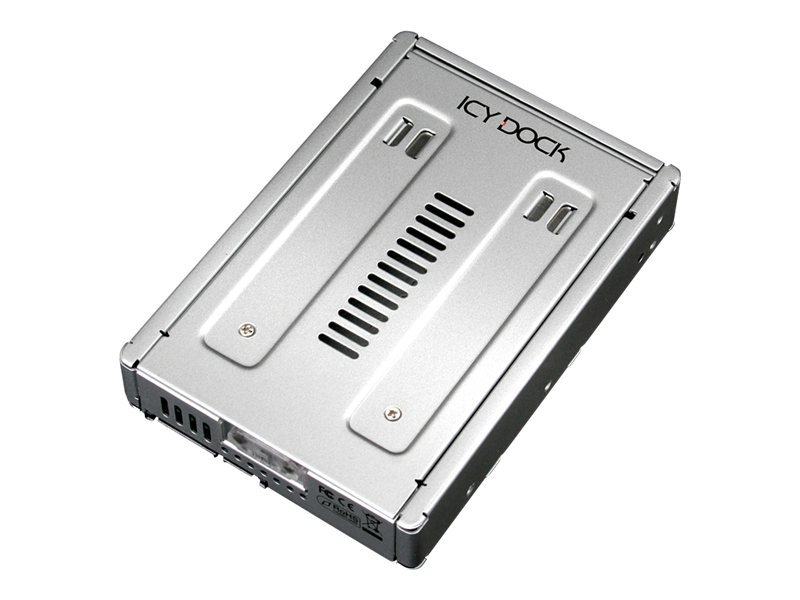 Cremax ICY Dock MB982SP-1s - Speichereinschubadapter - 8.9 cm to 6.4 cm (3,5