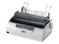OKI Microline 1120 Printer monochrome dot-matrix 288 x 144 dpi 9 pin