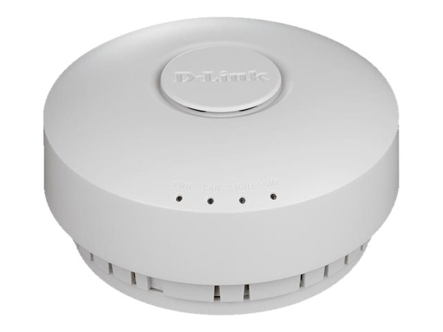 D-Link Wireless N Dualband Unified Access Point DWL-6600AP - Drahtlose Basisstation - Wi-Fi - Dualband