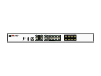 Fortinet FortiGate 100EF - security appliance - with 3 years FortiCare 24x7 Enterprise Bundle