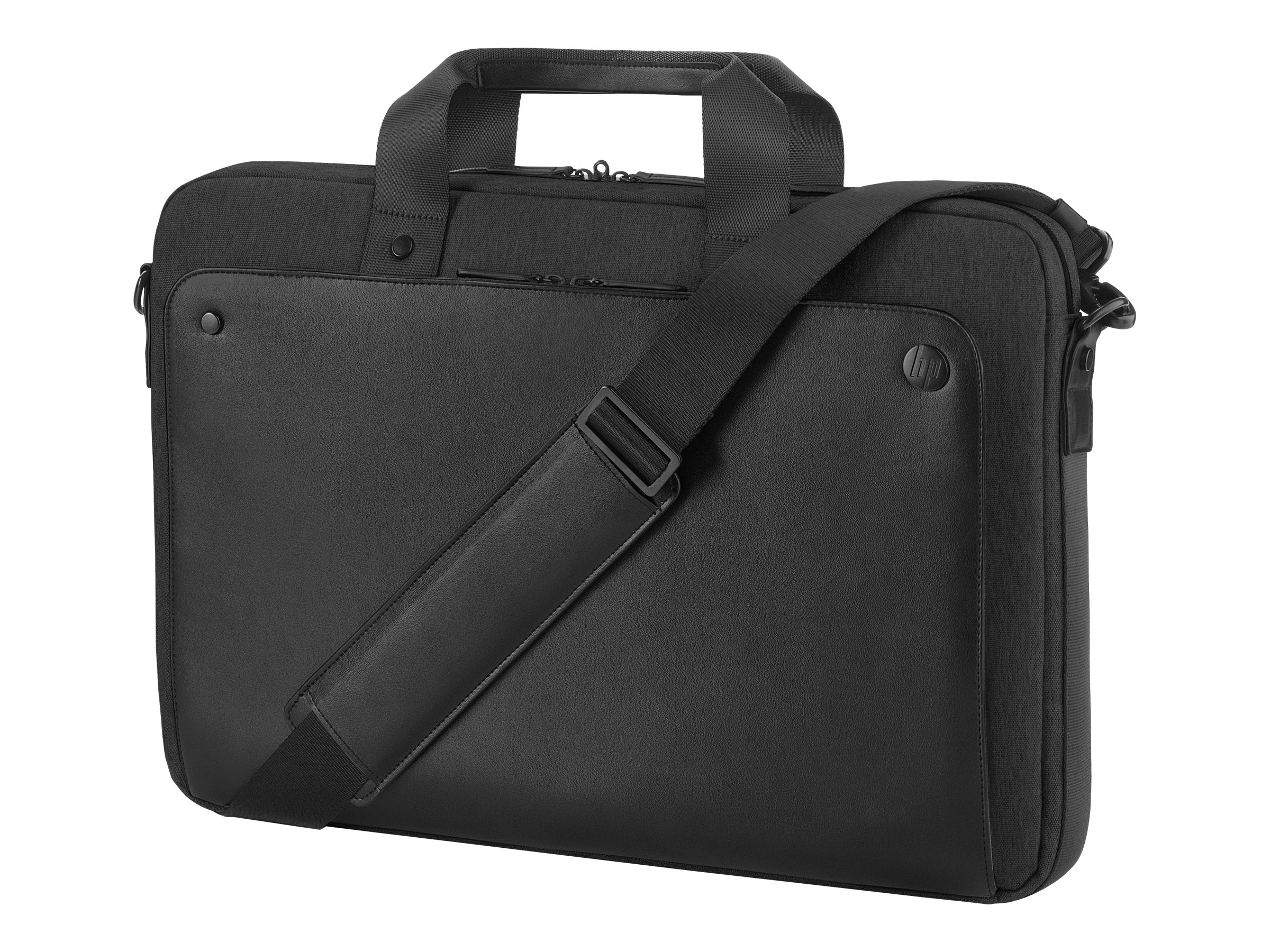 HP Executive Midnight Top Load - Notebook-Tasche - 39.6 cm (15.6