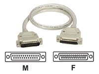 Black Box Standard serial / parallel cable - 60 cm