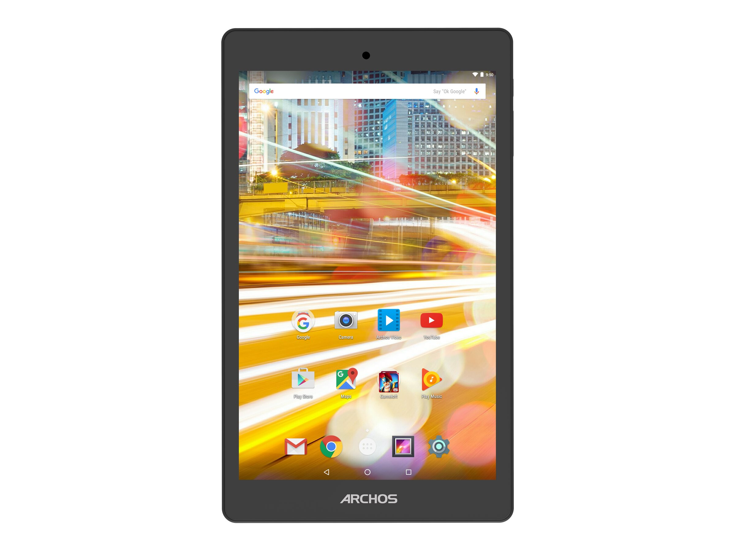 Archos 80 Oxygen - Tablet - Android 6.0 (Marshmallow) - 32 GB eMMC - 20.3 cm (8