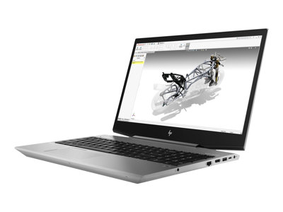 HP ZBook 15v G5 Mobile Workstation 15.6' I7-9750H 512GB NVIDIA Quadro P600 / Intel UHD Graphics 630 Windows 10 Pro 64-bit