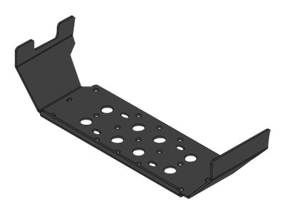 Havis DS-DA-234 Mounting component (mount bracket) for docking station powder-coated steel