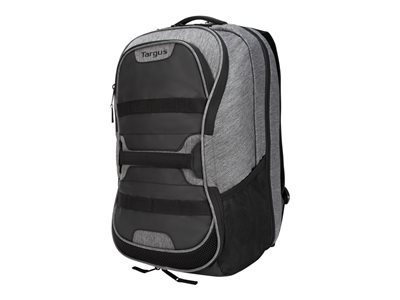 Targus Work + Play Fitness Notebook carrying backpack 15.6INCH gray