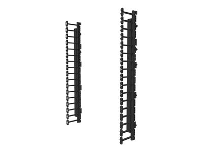 Legrand Vertical Cable Management Kit for 18RU Swing-Out Wall-Mount Cabinet