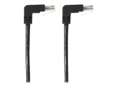 Black Box SpaceGAIN Down to Down - patch cable - 3 m - black