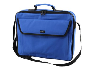 Inland ProHT Professional Laptop Notebook Briefcase Notebook carrying case 15.6INCH blue
