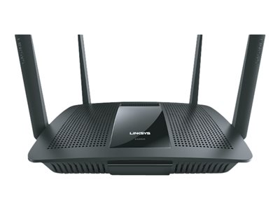 Linksys EA8500 4-port switch