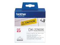 Brother DK-22606 - Yellow