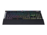 Corsair Gaming K95 RGB PLATINUM Mechanical Tastatur Mekanisk Ja Kabling Nordisk