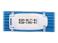 Panduit Self-Laminating Cable Marker Holder - cable tag