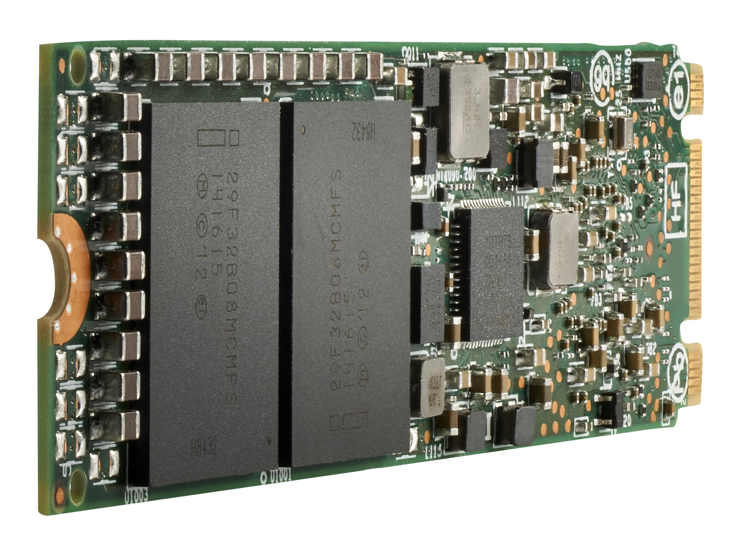HPE Read Intensive - Solid-State-Disk - 1.92 TB - intern - M.2 22110 - PCI Express x4 (NVMe)