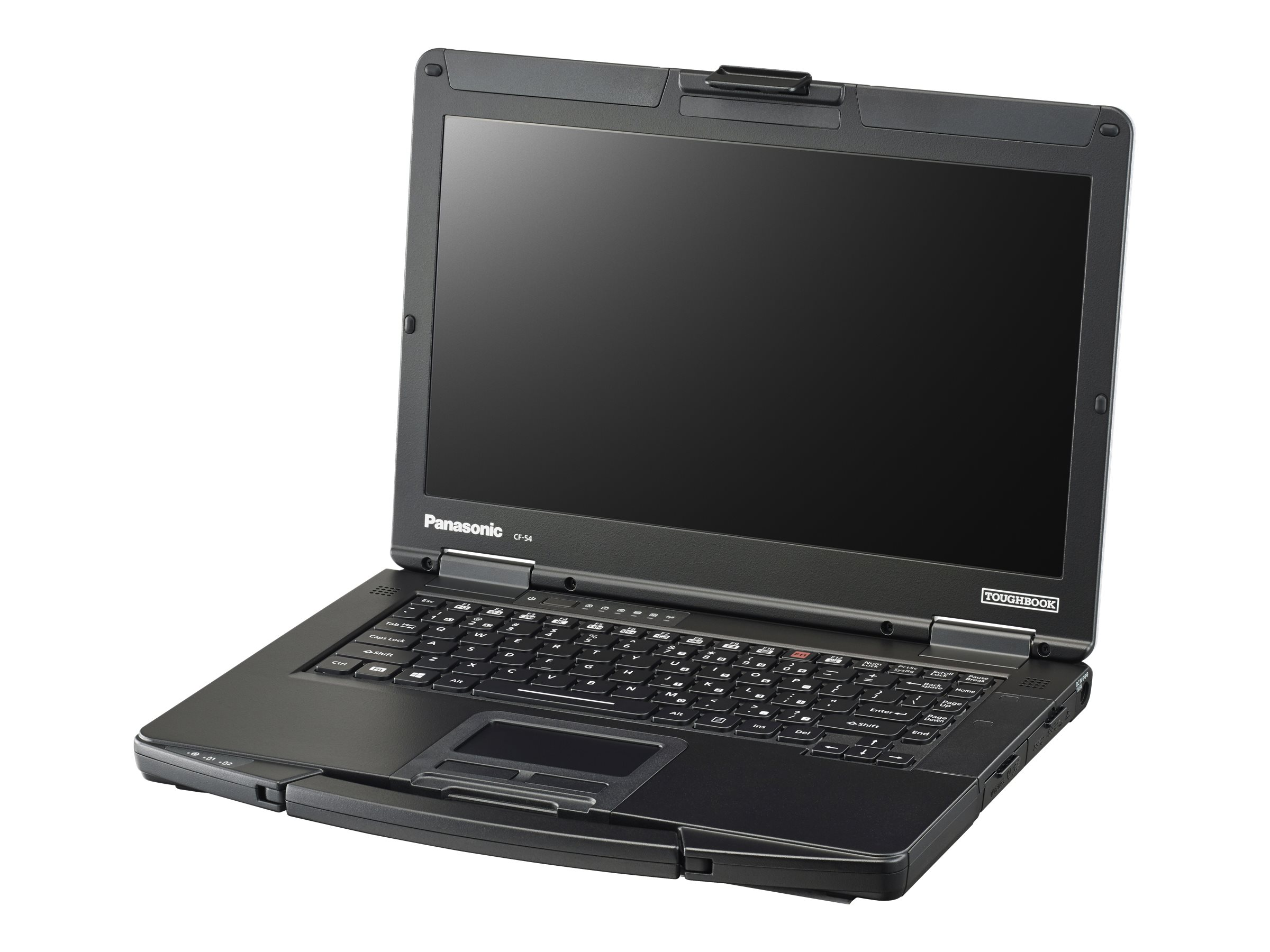 Panasonic Toughbook 54 Entry - Core i5 7300U / 2.6 GHz - Win 10 Pro - 4 GB RAM - 500 GB HDD - DVD SuperMulti
