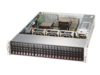 Supermicro SuperStorage Server 2028R-ACR24L Server rack-mountable 2U 2-way no CPU