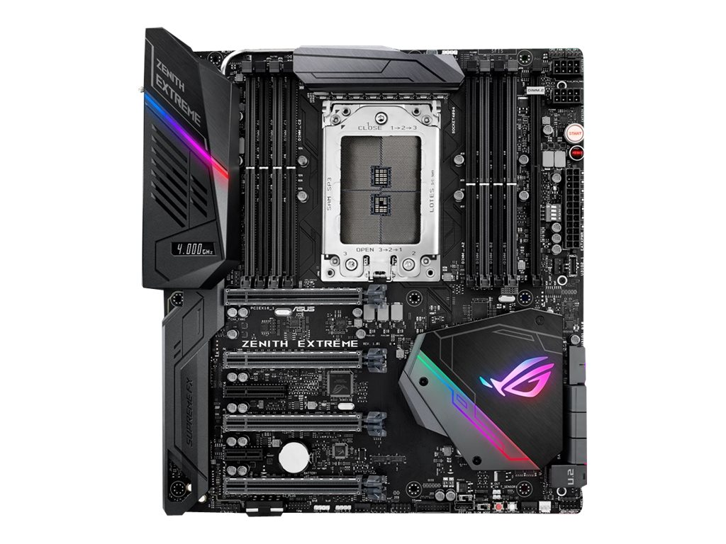 ASUS ROG ZENITH EXTREME - motherboard - extended ATX - Socket TR4 - AMD X399