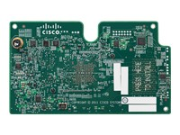 Cisco UCS Virtual Interface Card 1240 - Network adapter - 10 GigE, 10Gb FCoE - 4 ports - for UCS B200 M3 Blade Server