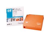 Picture of HPE Ultrium Universal Cleaning Cartridge - LTO Ultrium x 1 - cleaning cartridge (C7978A)