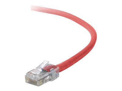 Belkin crossover cable - 1.8 m - red