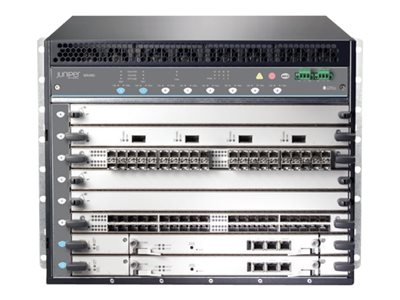 Juniper MX-series MX480 Modular expansion base rack-mountable