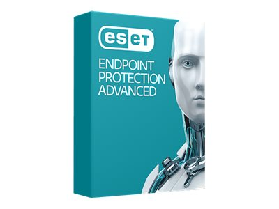 ESET Endpoint Protection Advanced - subscription license (1 year) - 1 license